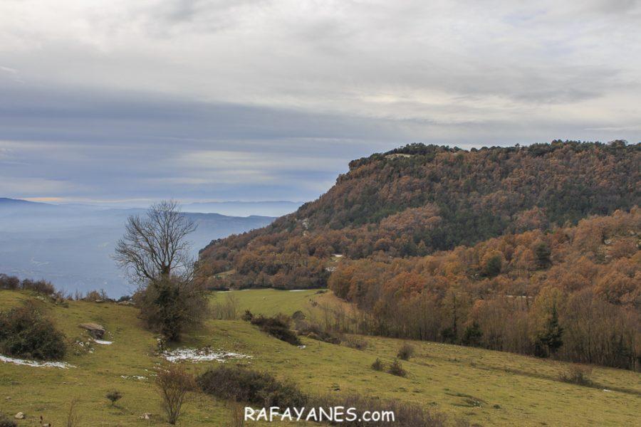 Ruta: Rocallarga (1.187 m) (Els 100 Cims)