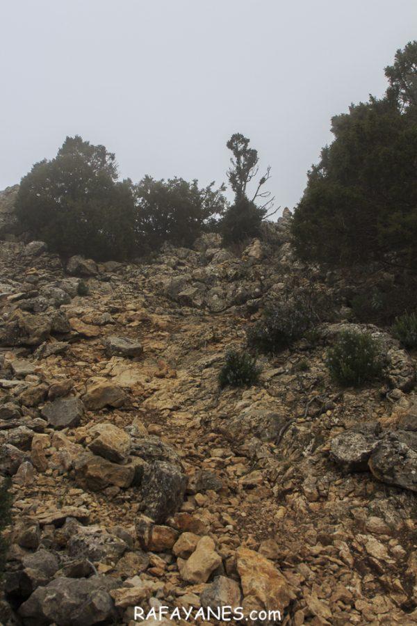 Ruta: Roques de Benet (1.017 m.) (Els 100 Cims)