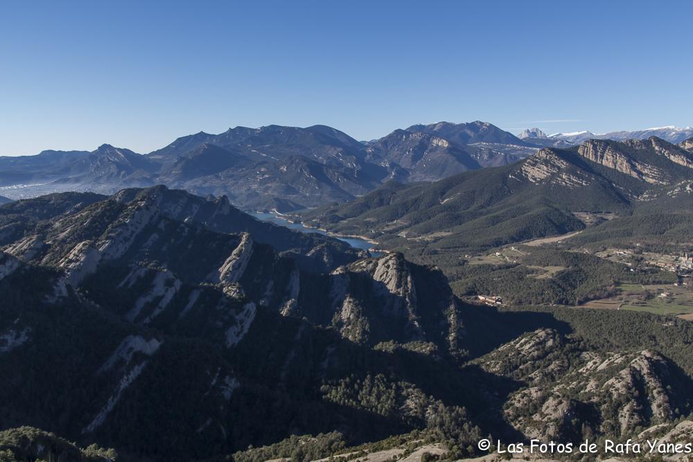 Ruta : Puig Cornador (1.229 m) y Salga Aguda (1.172 m)