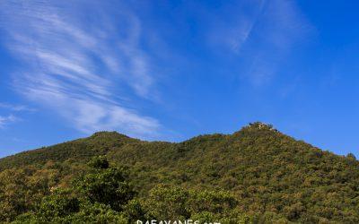 Ruta: Els Àngels (483 m.) y Montigalar (464 m) (Els 100 Cims)