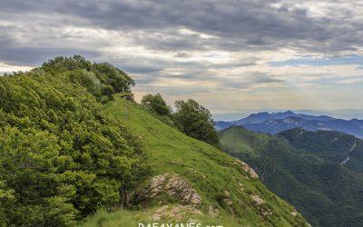 Ruta: Comanegra (1.557 m) y Puig de les Bruixes (1.391 m. ) (Els 100 Cims)