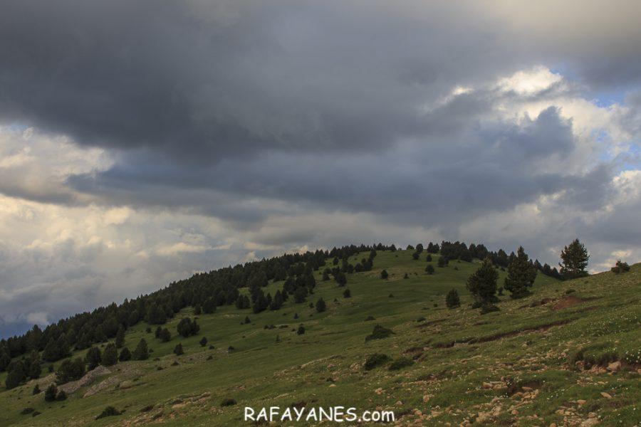 Ruta: Gallina Pelada (2.321 m) (Els 100 Cims)