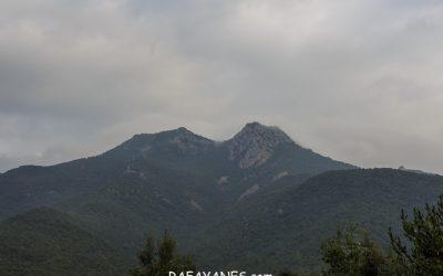 Ruta: Castell de Bac Grillera (1.057 m) (Els 100 Cims)