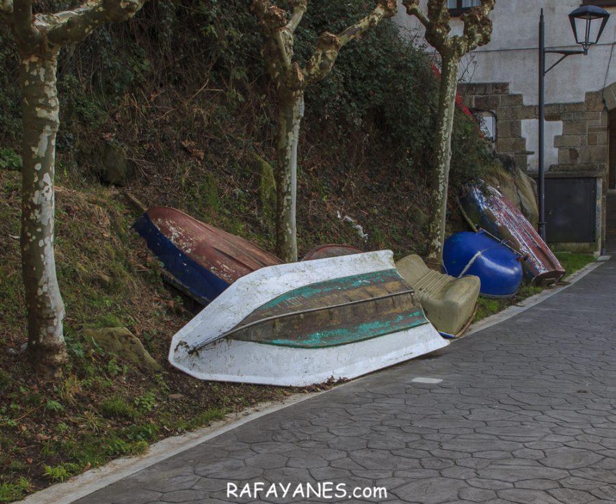 Ruta por Guipúzcoa y Navarra Pasai Donibane