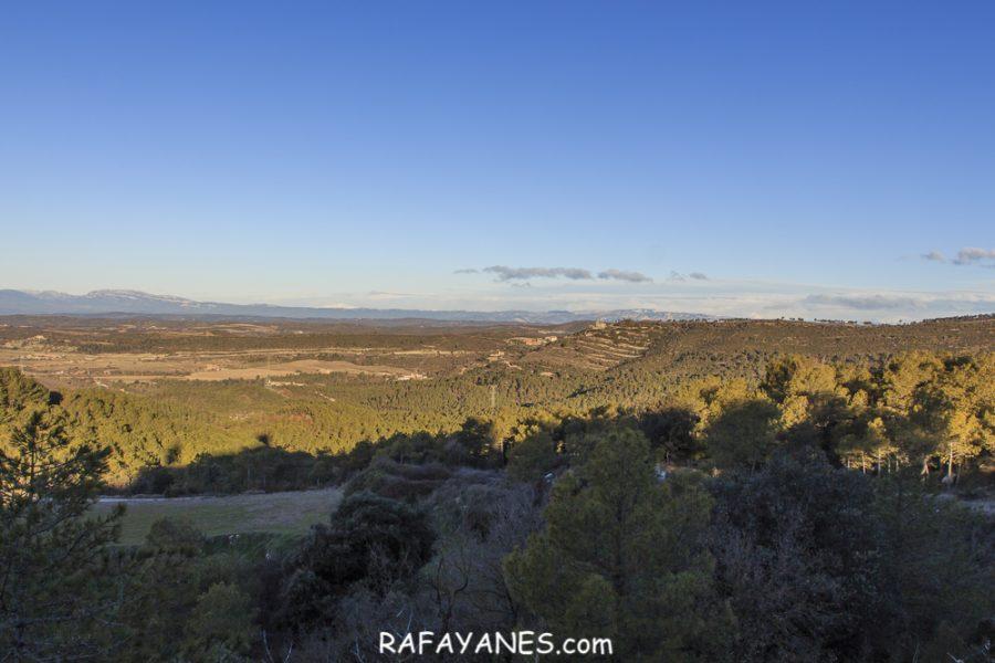 Ruta: Castell de Boixadors (848 m) (Els 100 Cims)
