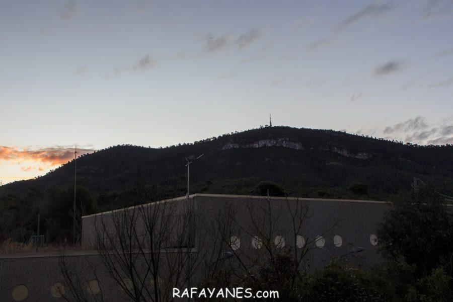 Ruta: Turó del Ros (635 m) (Els 100 Cims)