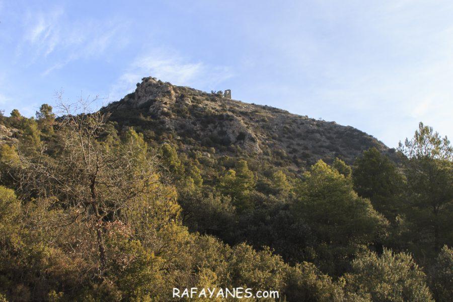 Ruta: Montmagastre (762 m) (Els 100 Cims)