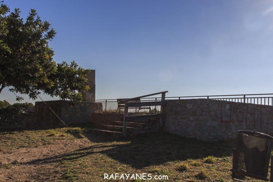 Ruta: Turó de Montgat (40 m) (Els 100 Cims)