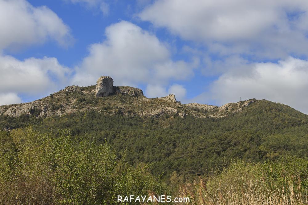 Ruta: Picorandan (991 m.) y Puig Pelat ( 1.076 m.) (Els 100 Cims)
