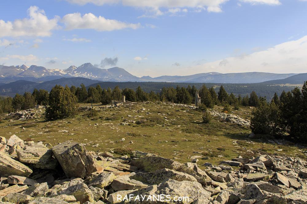 Ruta: Pic dels Moros ( 2.137 m.) (Els 100 Cims)