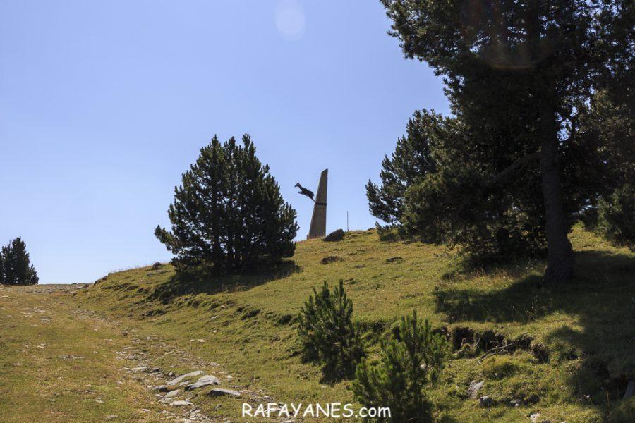 Ruta: Monturull ( 2.760 m.) y Mirador del Pla de la Llet (2.141 m) (Els 100 Cims)