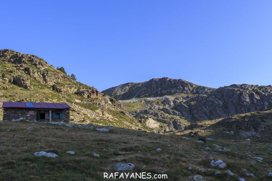 Ruta: La CarRuta: La Carabassa (2.740 m.) (Els 100 Cims)abassa (2.740 m.) (Els 100 Cims)