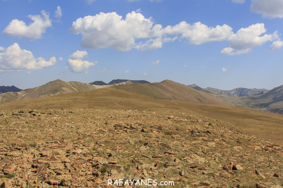 Ruta: La Carabassa (2.740 m.) (Els 100 Cims)