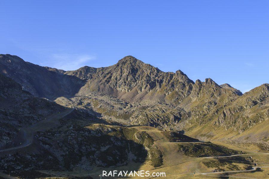 Ruta: Pic de Tristaina (2.848 m.) (Els 100 Cims) Tristaina (2.848 m.) (Els 100 Cims)