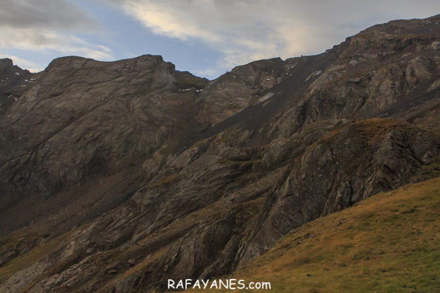 Ruta: Pic d'Estaragne (3.006 m.), Pic de Campbieil (3.173 m.) y Pic de Lentilla (3.157 m.)staragne (3.006 m.), Pic de Campbieil (3.173 m.) y Pic de Lentilla (3.157 m.)