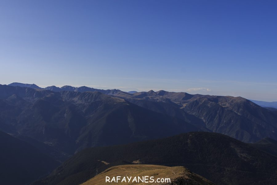 Ruta: Pic de Casamanya (2.740 m.)