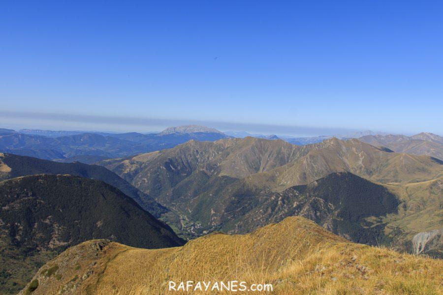 Ruta: Tuc de Comamarja (2.562 m.)
