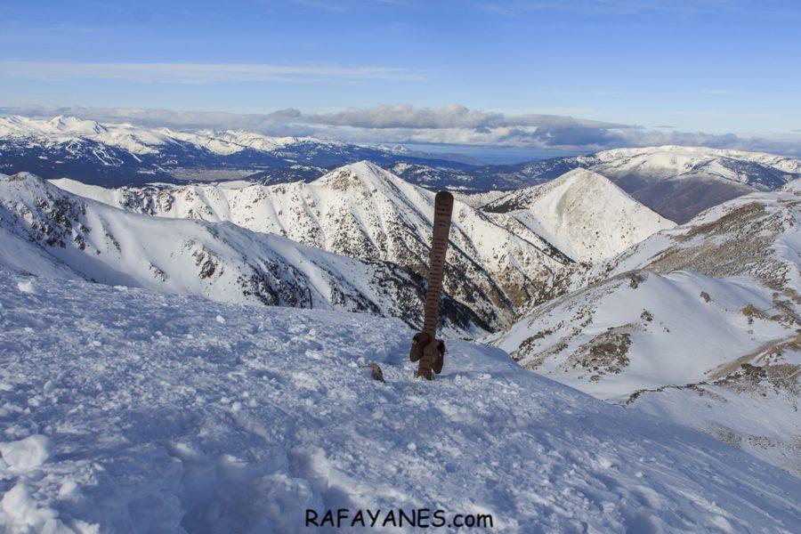 Ruta: Bastiments nevado (2.881 m.) (Els 100 Cims)