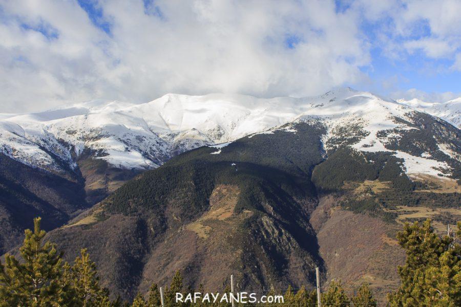 Ruta: Puig de les Agudes (1.976 m.) (Els 100 Cims)