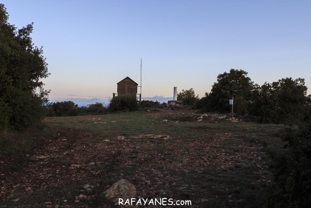 Ruta: Puig Castellar (Serra d'Ancosa) (943 m.) (Els 100 Cims)