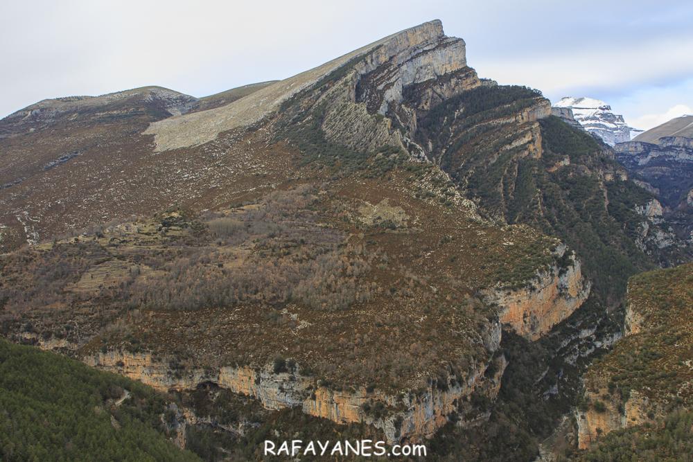 Ruta: Cañón de Añisclo (Huesca)