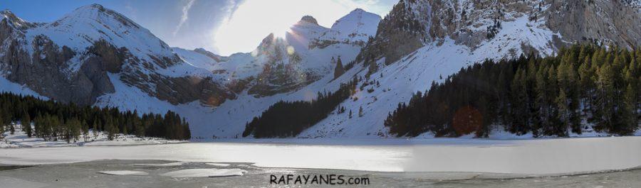 Ruta: Ibon de Plan nevado (Huesca)