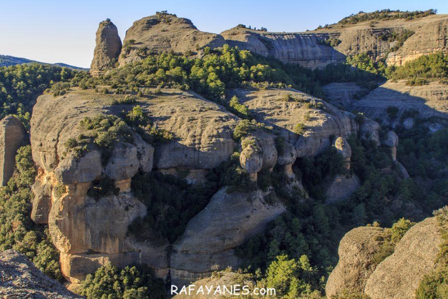 Ruta: Sant Honorat (1.068 m) (Els 100 Cims)