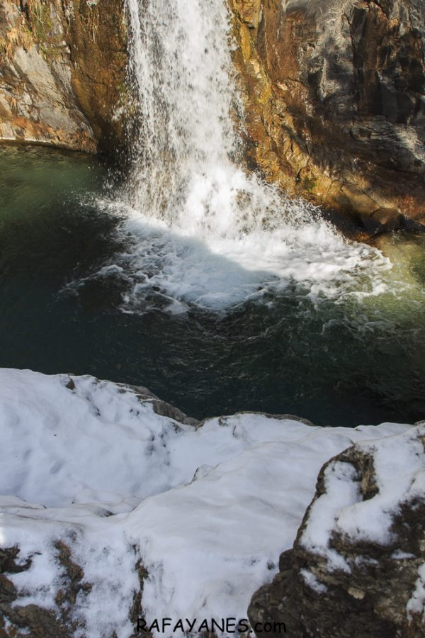 Ruta: Llanos de la Larri con nieve (Huesca)