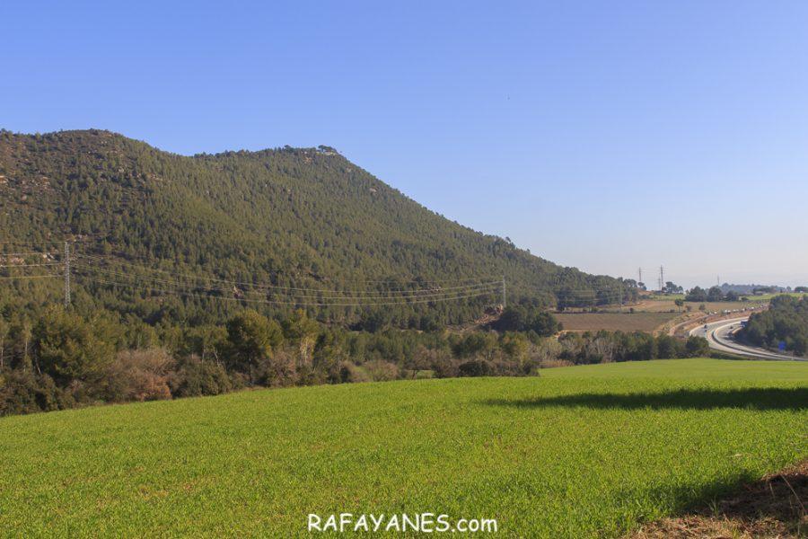 Ruta: Collbaix (543 m. ) (Els 100Cims)