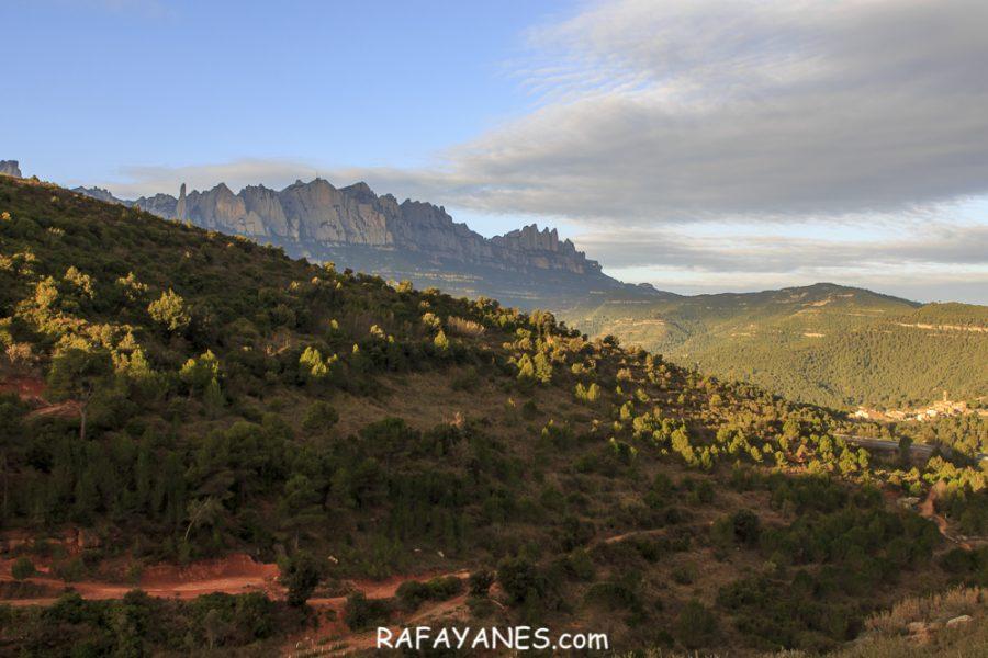Ruta: Turó de l'Escletxa (447 m.) (Els 100 Cims)