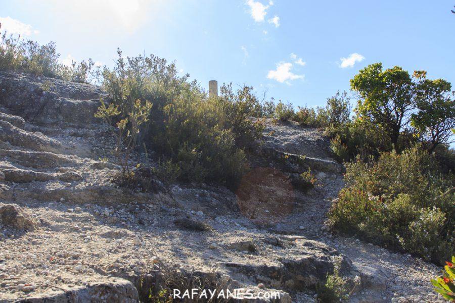 Ruta: Puigsoler (524 m.) (Els 100 Cims)
