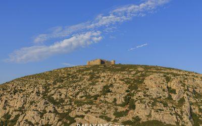 Ruta: Castell de Montgrí ( 303 m.) (Els 100 Cims)