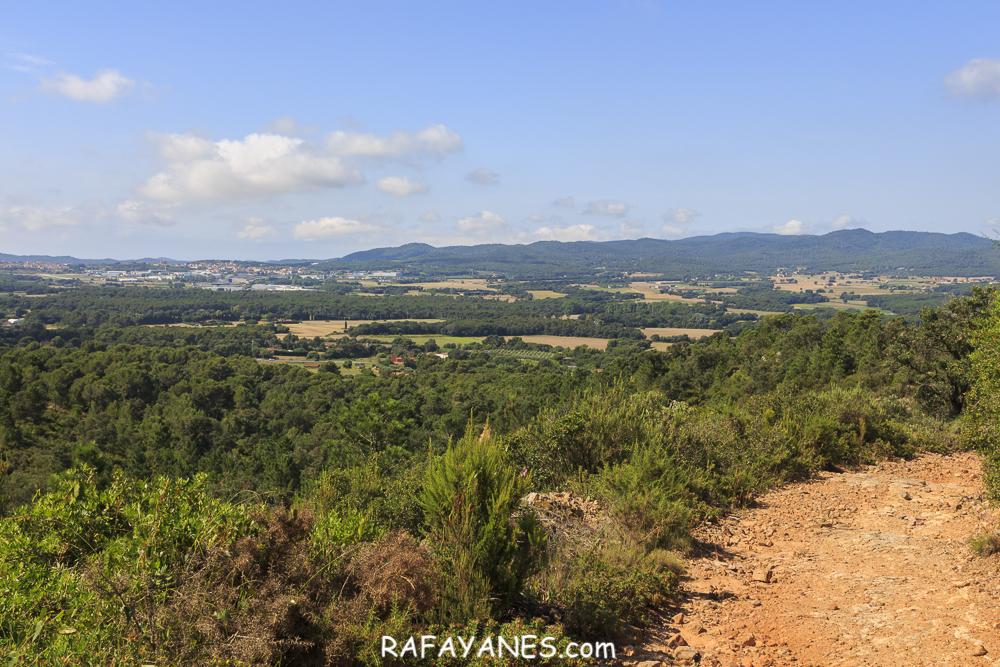 Ruta: Quermany Gros ( 228 m.) (Els 100 Cims)