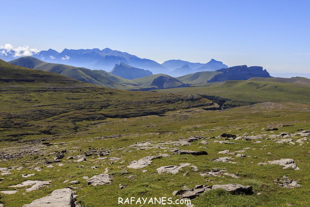 Ruta: Nerín - Mirador Cola de Caballo (Parque Nacional de Ordesa y Monte Perdido)