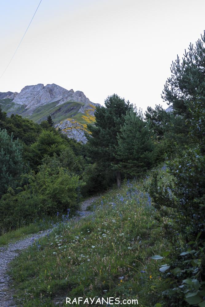 Ruta: Pico de Bernatuara (2.517 m.) (Huesca)