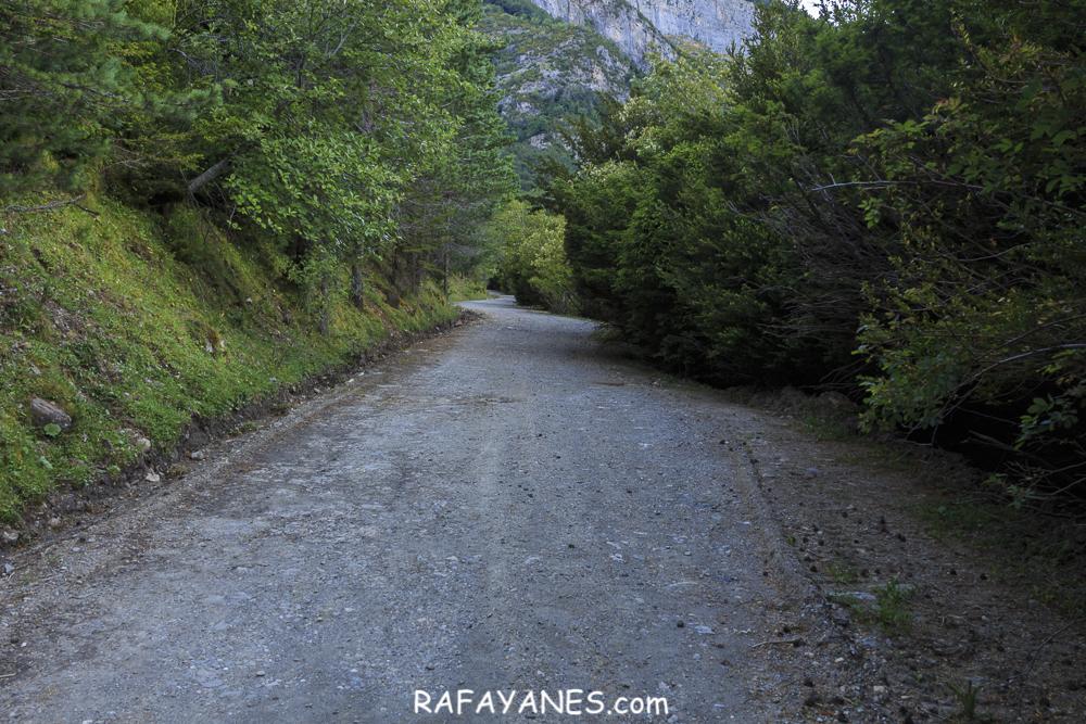 Ruta: Valle de Otal (Huesca)
