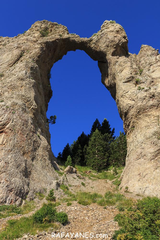 Ruta: Ibon de Piedrafita y Arco Geotectónico  (Huesca)