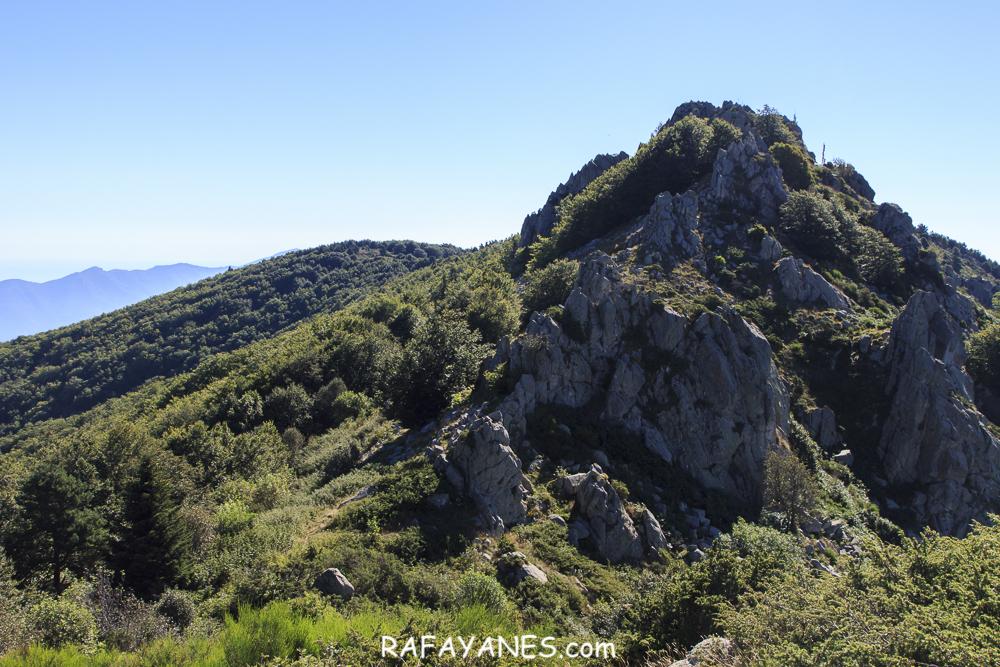 Ruta: Roc del Comptador (1.451 m.) (Els 100 Cims)