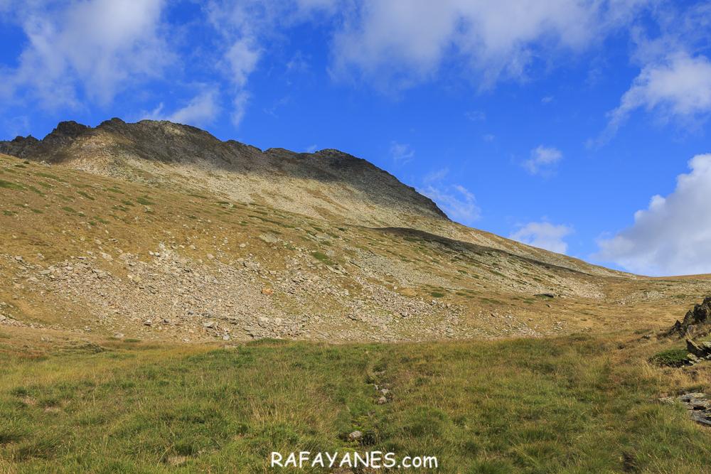 Ruta: Puig Pedrós de Lanós ( 2.842 m.) (Els 100 Cims)