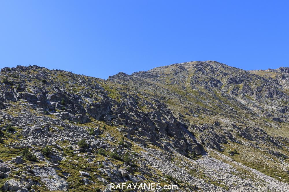 Ruta: Pic de Font Freda ( 2.738 m.) (Els 100 Cims)