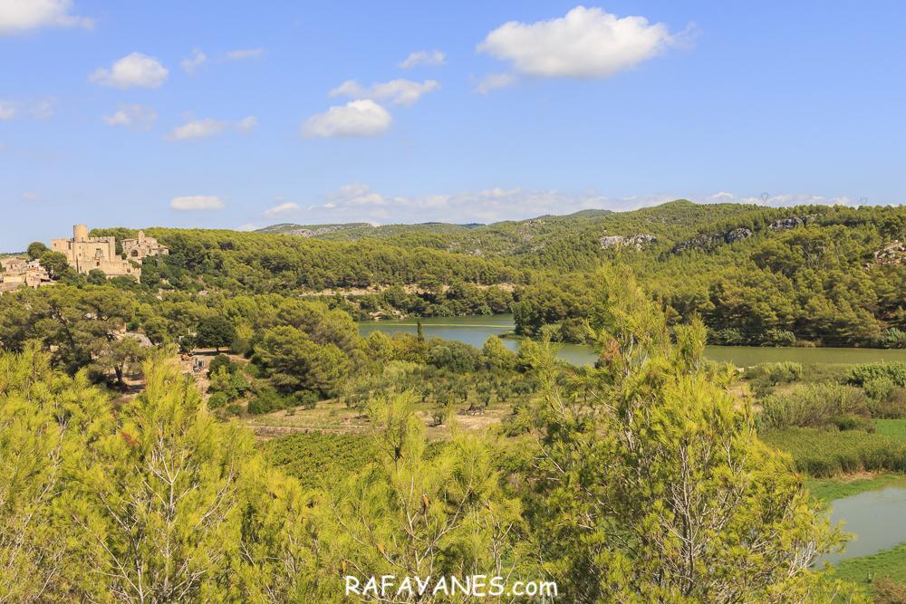 Ruta: Vuelta al Pantano de Foix