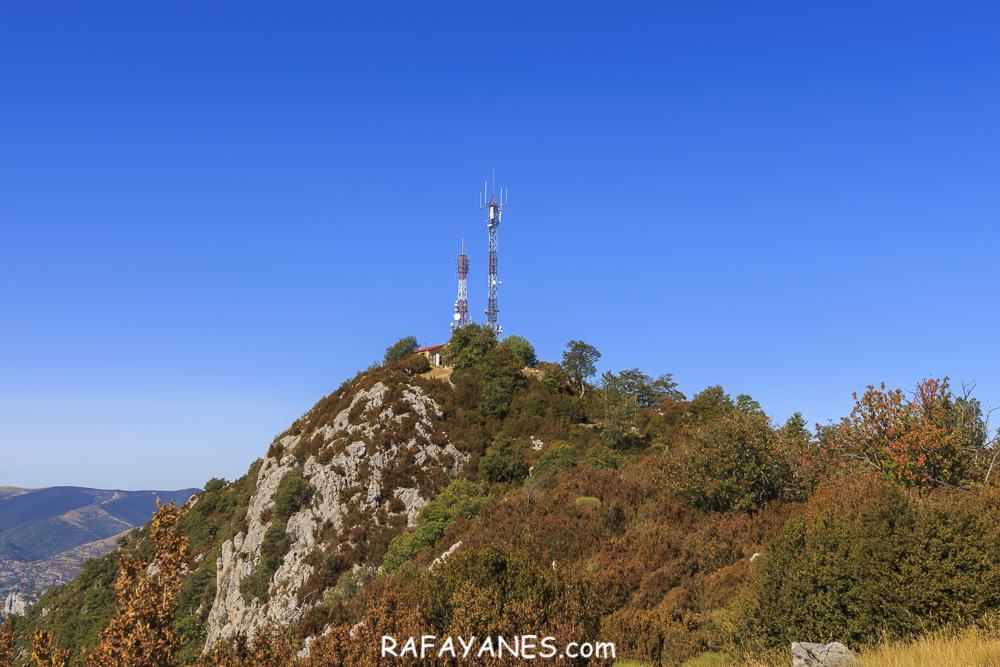Ruta: La Faiada (1.699 m.) (Els 100Cims)