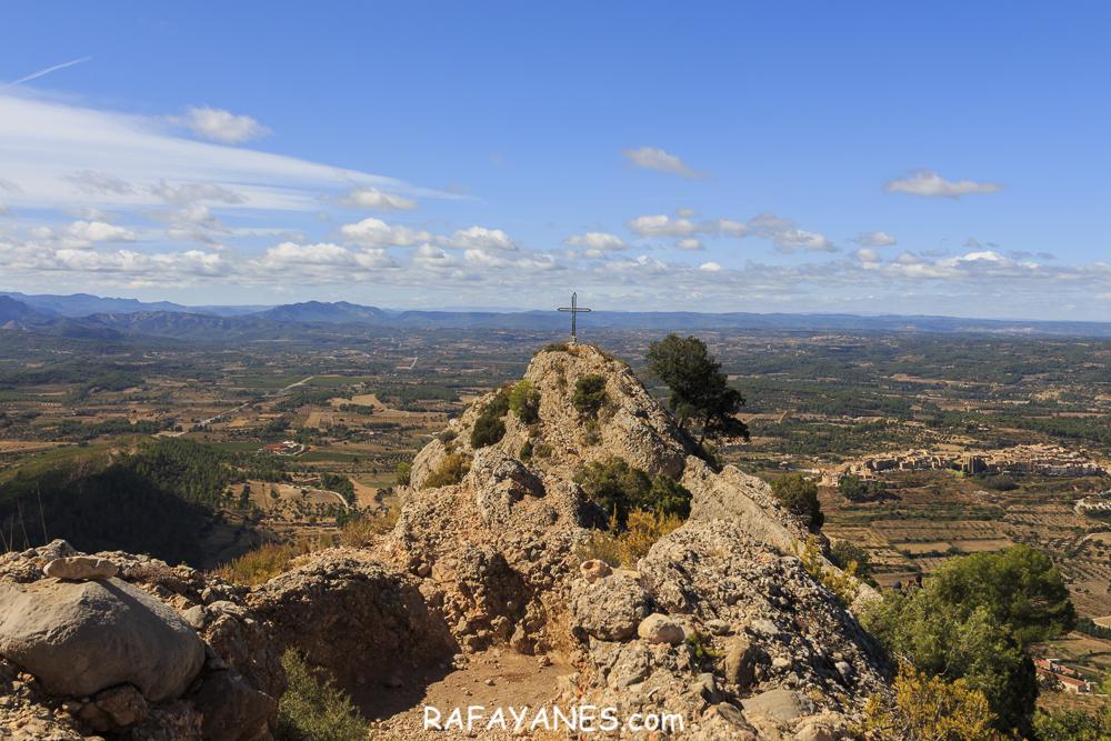 Ruta:  Santa Bárbara ( 752 m.) (Els 100Cims)