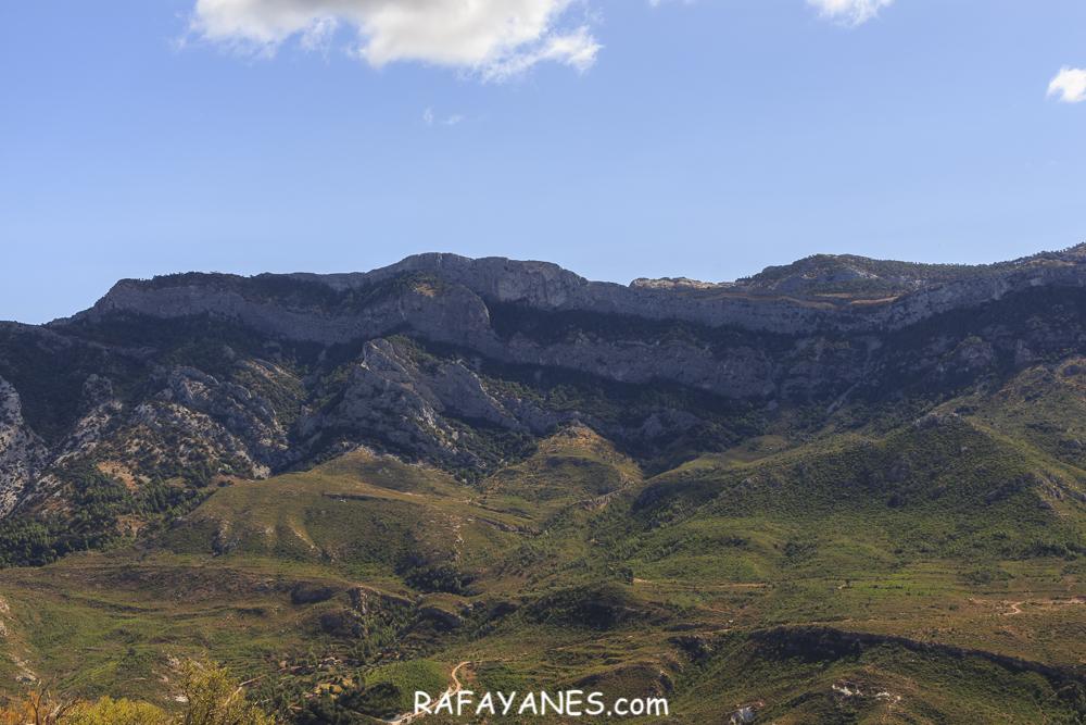 Ruta: Tossal d'Engrilló (1.072 m.) (Els 100 Cims)