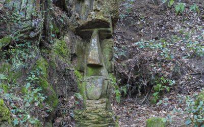 Ruta: Vallgorguina – Moais – Dolmen Pedra Gentil – Sta. Eulalia de Tapioles (El Montnegre y El Corredor)