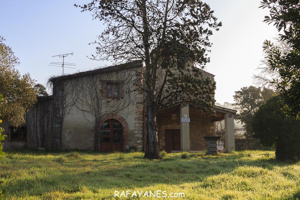 Ruta: Sant Celoni - Roca del Drac - Sant Llorenç de Vilardell (El Montnegre y El Corredor)