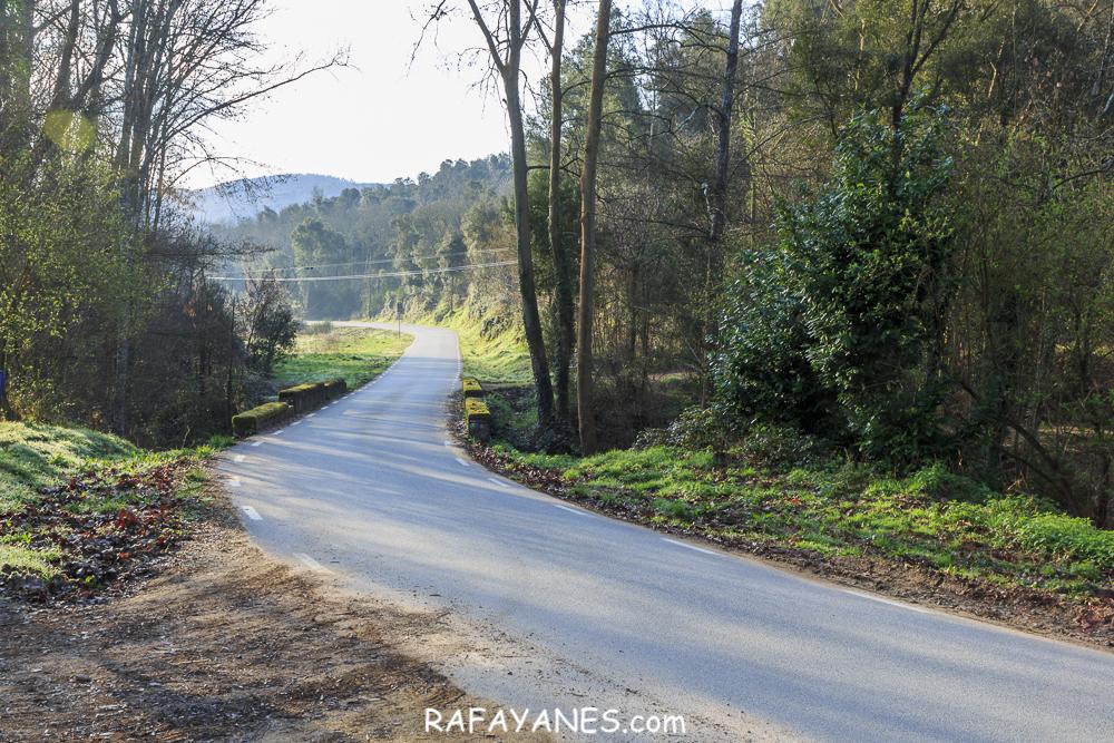 Ruta: Valle d'Olzinelles - Pozo de hielo Can Draper - Forns de Pega - Sant Esteve d'Olzinelles (El Montnegre y El Corredor)