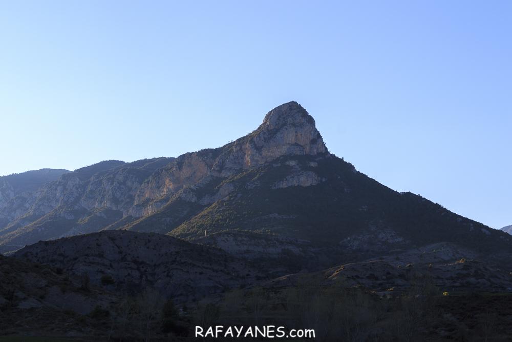 Ruta: Santa Fe (1.207 m.) (Els 100 Cims)