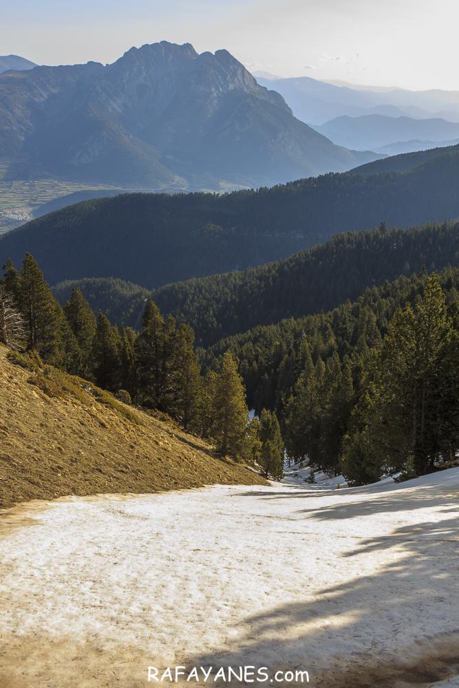 Ruta: Cap del Verd (2.282 m.) (Els 100 Cims)