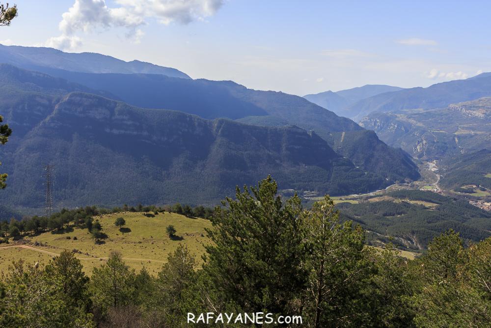 Ruta: Sant Marc de Brocà (1.611 m.) (Els 100 Cims)